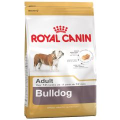 Royal Canin - Trockenfutter - Breed Bulldog Adult Hundefutter trocken