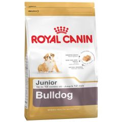 Royal Canin - Trockenfutter - Breed Bulldog Puppy Welpenfutter trocken