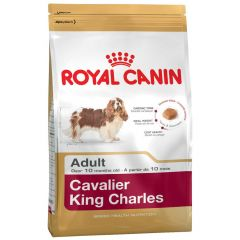 Royal Canin - Trockenfutter - Breed Cavalier King Charles Adult Hundefutter trocken