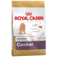 Royal Canin - Trockenfutter - Breed Cocker Puppy Welpenfutter trocken