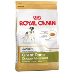 Royal Canin - Trockenfutter - Breed Great Dane Adult Hundefutter trocken für Deutsche Doggen