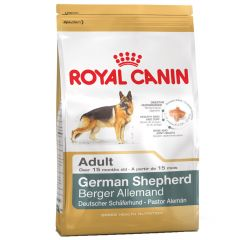 Royal Canin - Trockenfutter - Breed German Shepherd Adult Hundefutter trocken für Deutsche Schäferhunde