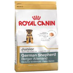Royal Canin - Trockenfutter - Breed German Shepherd Puppy Welpenfutter trocken für Deutsche Schäferhunde