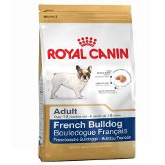 Royal Canin - Trockenfutter - Breed French Bulldog Adult Hundefutter trocken für Französische Bulldoggen