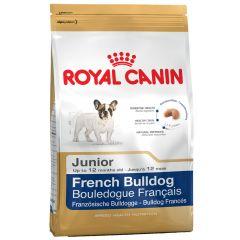 Royal Canin - Trockenfutter - Breed French Bulldog Puppy Welpenfutter trocken für Französische Bulldoggen