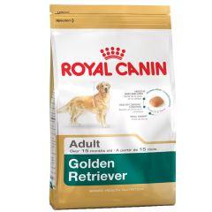 Royal Canin - Trockenfutter - Breed Golden Retriever Adult Hundefutter trocken