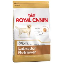 Royal Canin - Trockenfutter - Breed Labrador Retriever Adult Hundefutter trocken