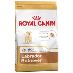 Royal Canin - Trockenfutter - Breed Labrador Retriever Puppy Welpenfutter trocken
