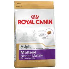 Royal Canin - Trockenfutter - Breed Maltese Adult Hundefutter trocken