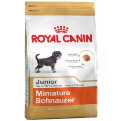 Royal Canin - Trockenfutter - Breed Miniature Schnauzer Puppy Welpenfutter trocken für Zwergschnauzer
