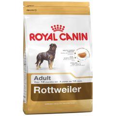 Royal Canin - Trockenfutter - Breed Rottweiler Adult Hundefutter trocken