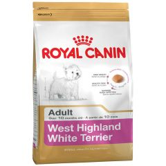 Royal Canin - Trockenfutter - Breed West Highland White Terrier Adult Hundefutter trocken