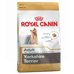 Royal Canin - Trockenfutter - Breed Yorkshire Terrier Adult Hundefutter trocken