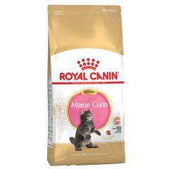 Royal Canin - Trockenfutter - Breed Maine Coon Kittenfutter trocken für Kätzchen