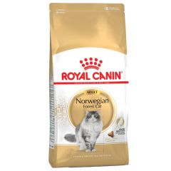 Royal Canin - Trockenfutter - Breed Norwegian Forest Cat Adult Trockenfutter für Norwegische Waldkatzen
