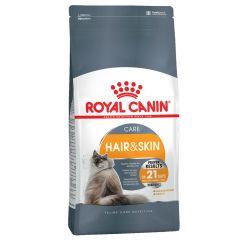 Royal Canin - Trockenfutter - Hair & Skin Care Katzenfutter trocken für gesundes Fell