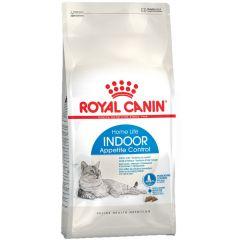 Royal Canin - Trockenfutter - Health Indoor Appetite Control Trockenfutter für übergewichtige Wohnungskatzen