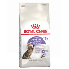 Royal Canin - Trockenfutter - Health Sterilised 7+ Appetite Control für ältere kastrierte Katzen