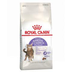Royal Canin - Trockenfutter - Health Sterilised Appetite Control Trockenfutter für kastrierte übergewichtige Katzen