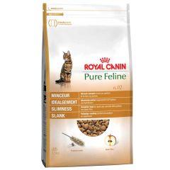 Royal Canin - Trockenfutter - Pure Feline n.02 Idealgewicht Trockenfutter für Katzen