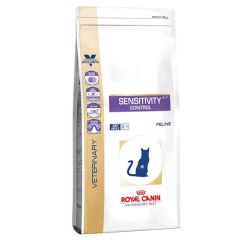 Royal Canin Veterinary Diet - Trockenfutter - Sensitivity Control Duck & Rice Feline