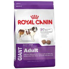 Royal Canin - Trockenfutter - Size Giant Adult Trockenfutter für sehr große Hunde 4kg