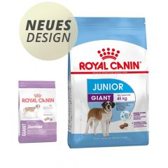 Royal Canin - Trockenfutter - Size Giant Junior Welpenfutter trocken für sehr große Hunde