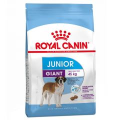 Royal Canin - Trockenfutter - Size Giant Junior Welpenfutter trocken für sehr große Hunde 15kg