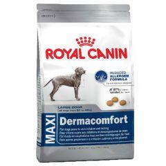 Royal Canin - Trockenfutter - Size Maxi Dermacomfort Trockenfutter für große Hunde mit empfindlicher Haut