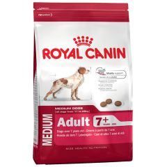 Royal Canin - Trockenfutter - Size Medium Adult 7+ Trockenfutter für ältere mittelgroße Hunde 4kg
