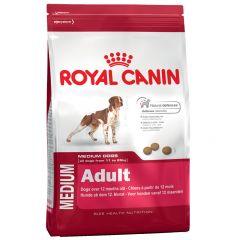 Royal Canin - Trockenfutter - Size Medium Adult Trockenfutter für mittelgroße Hunde 4kg