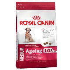 Royal Canin - Trockenfutter - Size Medium Ageing 10+ Trockenfutter für ältere mittelgroße Hunde