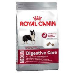 Royal Canin - Trockenfutter - Size Medium Digestive Care Trockenfutter für mittelgroße Hunde mit empfindlicher Verdauung