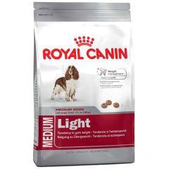 Royal Canin - Trockenfutter - Size Medium Light Weight Care Trockenfutter für übergewichtige mittelgroße Hunde