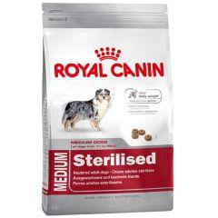 Royal Canin - Trockenfutter - Size Medium Sterilised Trockenfutter für kastrierte mittelgroße Hunde