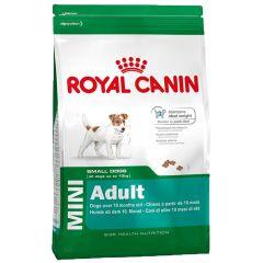 Royal Canin - Trockenfutter - Size Mini Adult Trockenfutter für kleine Hunde