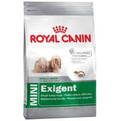 Royal Canin - Trockenfutter - Size Mini Exigent Trockenfutter für wählerische kleine Hunde