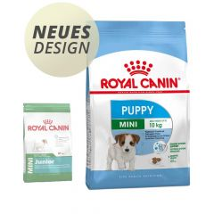 Royal Canin - Trockenfutter - Size Mini Puppy Welpenfutter trocken für kleine Hunde