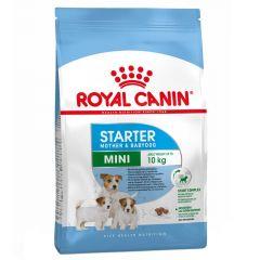 Royal Canin - Trockenfutter - Size Mini Starter für tragende Hündin und Welpen