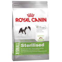 Royal Canin - Trockenfutter - Size X-Small Sterilised Trockenfutter für kastrierte sehr kleine Hunde
