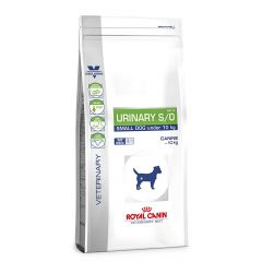 Royal Canin Veterinary Diet - Trockenfutter - Urinary S/O Small Dog Canine