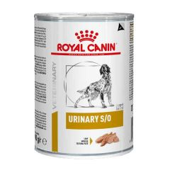 Royal Canin Veterinary Diet - Nassfutter - Urinary S/O Hund Loaf Dose