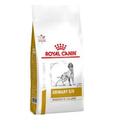 Royal Canin Veterinary Diet - Trockenfutter - Urinary S/O Hund Moderate Calorie