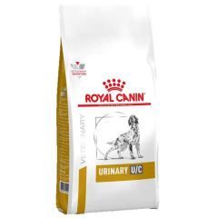 Royal Canin Veterinary Diet - Trockenfutter - Urinary U/C Hund