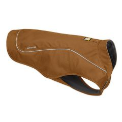 Ruffwear - Hundebekleidung - Hundemantel K-9 Overcoat trailhead brown