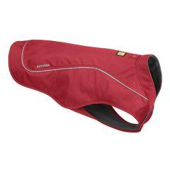 Ruffwear - Hundebekleidung - Hundemantel K-9 Overcoat cinder cone red