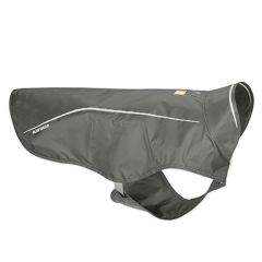 Ruffwear - Hundebekleidung - Regenjacke Sun Shower granite gray 33-43cm