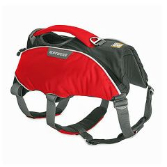Ruffwear - Hundegeschirr - Web Master Pro Harness Red Currant
