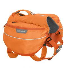 Ruffwear - Hunderucksack - Approach Pack Orange Poppy