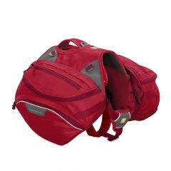 Ruffwear - Hunderucksack - Palisades Pack Red Currant